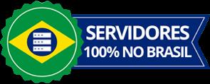 Selo Servidores no Brasil