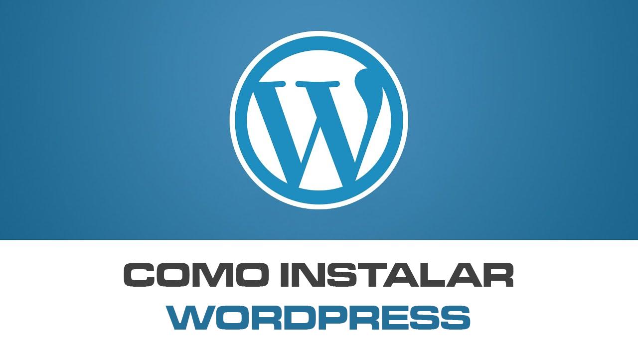 Veja como Como Instalar WordPress no cPanel